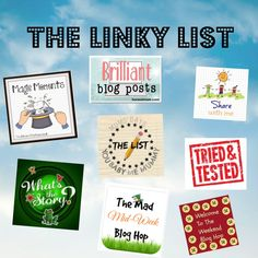 The Linky List - You Baby Me Mummy