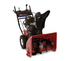 Toro Power Max 726 OE.  I finally gave in and bought a snow blower in the winter of 2011/2012.