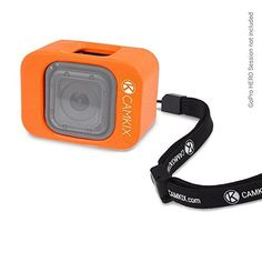 Camkix Floater for your Gopro Hero 4 Session - Keeps your Gopro Session afloat when it falls into the water - The Bright Color will make it easy to Spot and Retrieve - It also protects your GoPro cam   // Look the price and customers reviews: http://ibestgadgets.com/product/camkix-floater-for-your-gopro-hero-4-session-keeps-your-gopro-session-afloat-when-it-falls-into-the-water-the-bright-color-will-make-it-easy-to-spot-and-retrieve-it-also-protects-your-gopro-cam/   #gadgets #electronics…