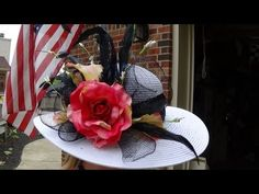 D.I.Y. Kentucky Derby Hat - YouTube