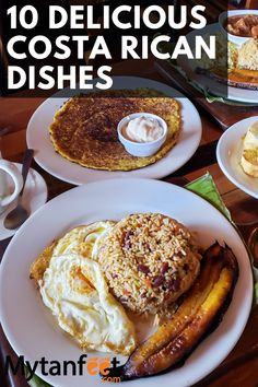 Delicious Costa Rican Food and Dishes You Have to Try Costa Rican Food, Gallo Pinto, Living In Costa Rica, Costa Rica Travel, Travel Advice, Travel Tips, Food And Drink, Dishes, Breakfast