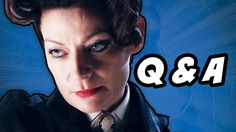 Doctor Who Series 8 Finale Trailer Q&A - Who Is Missy