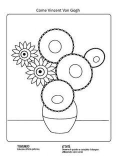 canestra di frutta caravaggio da colorare | Idee creative ...