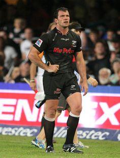 Bismarck Du Plessis Photo - Super Rugby Rd 12 - Sharks v Force...Love Bismarck!!