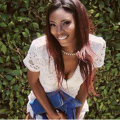 Telena Cassell Liberian beauty  Former Miss Liberia Tourism 2008