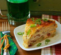 corned beef colcannon casserole 2