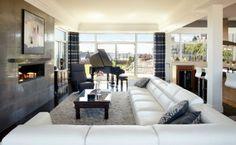 10 décors de style contemporain: Transformation spectaculaire d'un penthouse dans le Vieux-Québec | Décormag