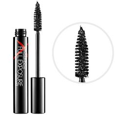 This Smashbox full exposure makes your lashes super full and thick without clumping. I love their mascara! @Influenster and @NYC New York Color