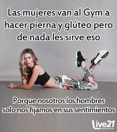 Es la pura verdad! #LIVE21 #GIMNASIO #FITNESS #TONALA #RetoLive21 #CROSSFIT #GymLife