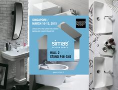 #Simas in #Singapore from March 10 to 13, 2015 at #Maison&Objet #ASIA    Thanks to its 60 years of great Italian craftsmanship, Simas is presenting  the excellence of its production to the Far East markets, at Maison&Objet Asia at the Marina Bay Sand Convention Center in Singapore from March 10 to 13, 2015 (hall 2 stand F46-G45). The #exhibition is aiming at collecting in a unique event the same spirit of creativity and refinement characterizing the Parisian event.