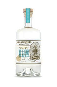Gefällt mir extrem gut. // St. George Spirits. #packaging #rum