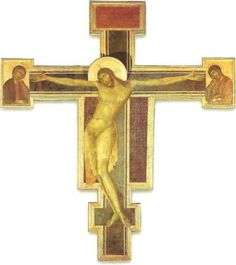 Crucifix - Cimabue - Articol set-goblen.blogspot.ro