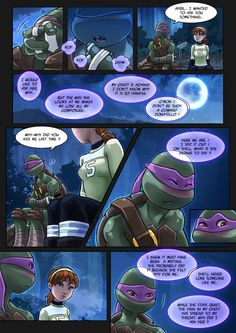 TMNT Comic Apritello I understand nothing 04 by clefchan on DeviantArt