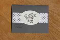 Stampin Up! Bella and Friends stamp set, watercoloring, Neutral DSP