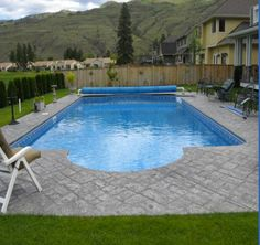 38 best in ground pools images in ground pools our for Pool builder quotes