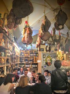 La Prosciutteria, Firenze #foodies #prosciutto #ham