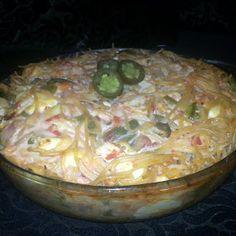 Velveeta rotel chicken spaghetti recipe snapshot