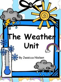 This covers the weather throughout each seasons and shows rainfall, temperature, etc. LW