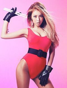 WONDER GIRLS - Kim YuBin #김유빈 #유빈 'I Feel You' era promo 2015