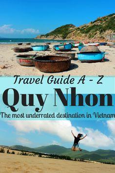 Quy Nhon Vietnam Travel Guide