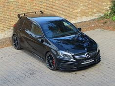 Mercedes-Benz AMG A45 - my ambition to own one eventually.