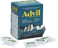 Stock mini packets of painkillers so teachers can fight headaches and stay productive.