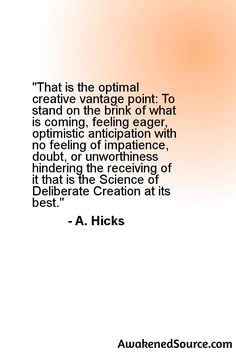 To find out more about Abraham Hicks and Law Of Attraction go to: http://awakenedsource.com