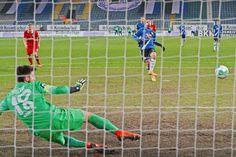 Schütz und Ulm treffen beim Heimerfolg - 2:0 – Arminia gewinnt gegen Mainz II