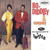 Bo Diddley & Company/Bo Diddley's a Twister [CD]