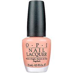 Opi Nail Polish (23 AUD) ❤ liked on Polyvore featuring beauty products, nail care, nail polish, opi nail polish, opi, opi nail varnish, opi nail care and opi nail lacquer