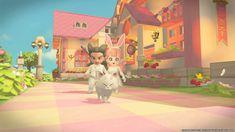 Dragon Quest 2, Minecraft Construction, Sanrio, Dinosaur Stuffed Animal, Banner, Milk, Animals, Banner Stands, Animales