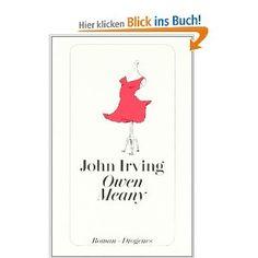 Owen Meany John Irving, Big Books, German Language, Amazon, Book, Amazons, Riding Habit, German, Deutsch