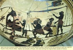 Ancient Greece: The Pelasgian's and the Minoan's