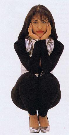 Selena Quintanilla-Pérez (1971-1995)