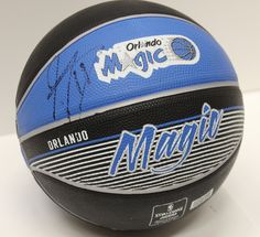 "Orlando Magic Basketball  Autographed by Glen ""Big Baby"" Davis  donated by The Glen ""Big Baby"" Davis Foundation"