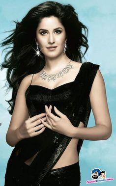 Katrina Kaif saree