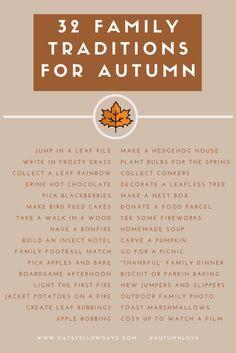 32 Autumn Family Tra