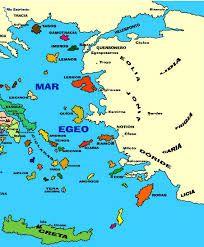 ASIA MENOR- Jonia Jonia es el nombre con el que se conocía en tiempos de la Antigua Grecia a la costa centro-occidental de Anatolia, llamada también Grecia asiática, y que incluía además las islas adyacentes. Es una región histórica de la actual Turquía cercana a la ciudad de Esmirna.  Aunque las ciudades jonias llegaron a formar una alianza conocida como la Liga Jónica, nunca fueron un Estado unificado. Su epónimo proviene de las tribus jonias que en torno al año 1000 a. C.
