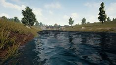 Playerunknown's Battlegrounds - Georgopol River by TheBeautyOfGaming