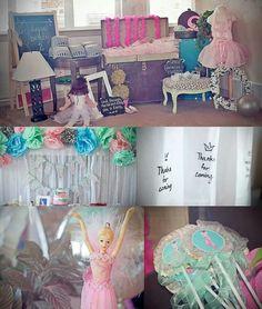 Adohrable creations - Tutu / Ballerina Party