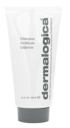 Dermalogica Intensive Moisture Balance is the perfect moisturizer for dry or aging skin.  This ultra-rich blend of Antioxidants and Vitamins A, C and E nourish and smooth the skin, making fine lines look better and improving tone. Find Dermalogica Skincare products at Skinbarn.com