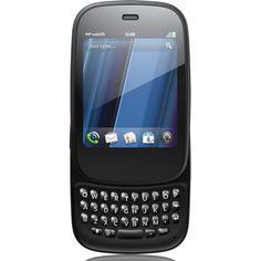 HP Veer (black).  RIP