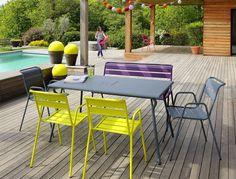 Les 8 meilleures images de Fermob | Backyard patio, Garden et Garden ...