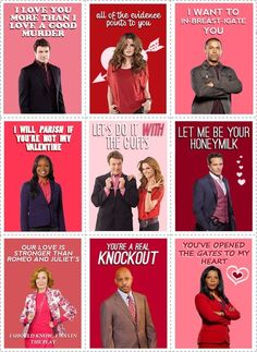 Castle Valentines.--- If someone gives one of those to me on valentines day I will probably marry him ;)