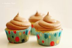 Chocolate Peanut Butter Cream Cheese Frosting. One word: DIVINE!  via www.4goodnessbake.blogspot.com