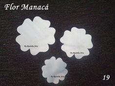 flor manacá 12,00