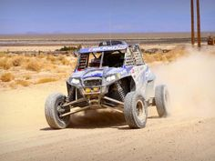 RZRs One, Two at Vegas to Reno Coastal Racing takes checkered flag with Jagged X's Parks in Second