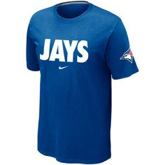 MLB Toronto Blue Jays Nike Local T-Shir