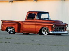 Read about Ravid Thompson's 1958 GMC Stepside Truck with a MDS Ignition and a Summit Racing Muffler, only at Classic Trucks Magazine.