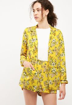 47bef13d9001 Colorful Fashion, Empire, Floral Prints, Trousers, Vero Moda, Pants, Floral
